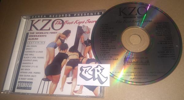 Va Kzo The Best Kept Secret (1996) Cr Int