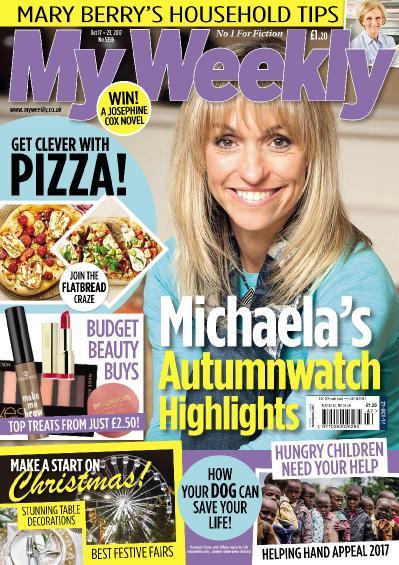 My Weekly  October 17 (2017)