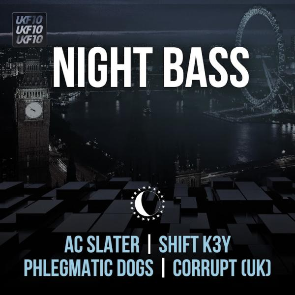 Va Night Bass London Ukf10 Ukften006  (2019) Entangle