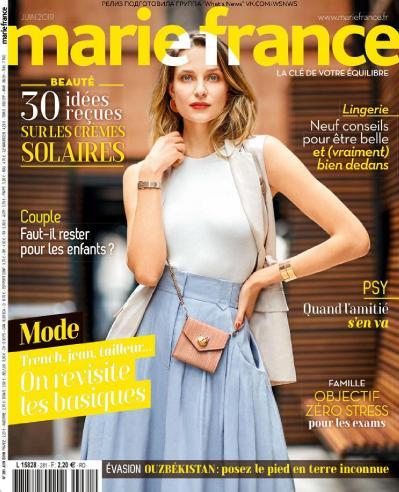 Marie France - 06 (2019)