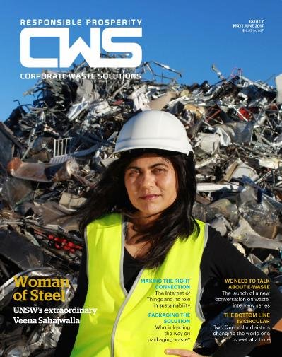 CWS Corporate Waste Solutions  Issue 7  May-June (2017)