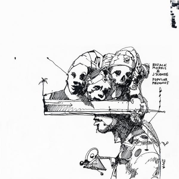 Bozack Morris And J  Scienide Popular Mechanics Ggbr 019  (2019) Soundz