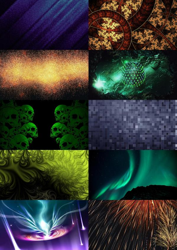 Beautiful And Amazing Abstract Wallpapers Set 56