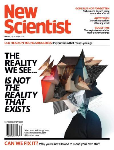 New Scientist  July 29  August 4 (2017)