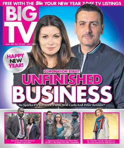 Big TV  December 29 (2018)
