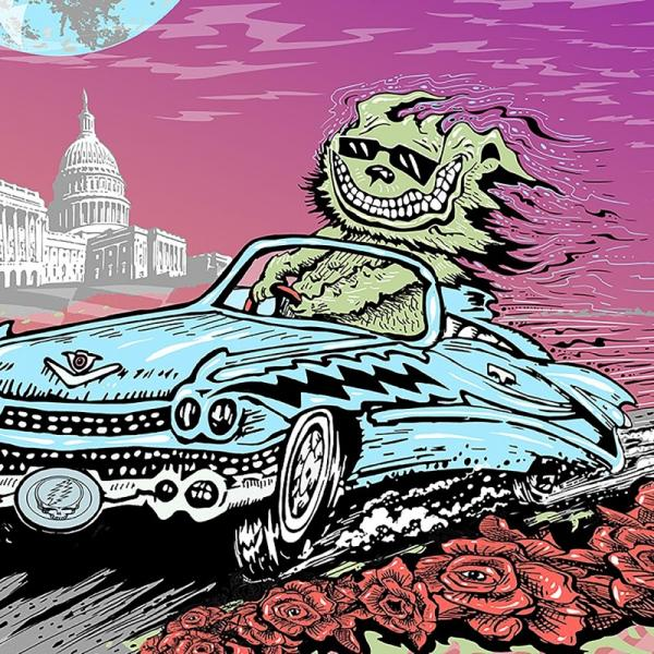 Dead And Company Capital One Arena Washington Dc 11  21  17 Live  (2019) Entitled