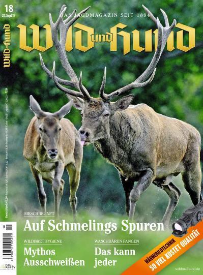 Wild und Hund  21 September (2017)