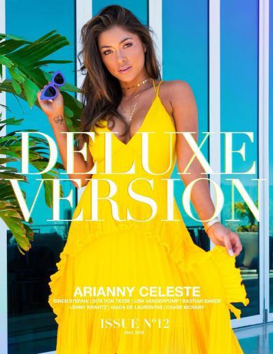 Deluxe Version Magazine - Fall (2018)