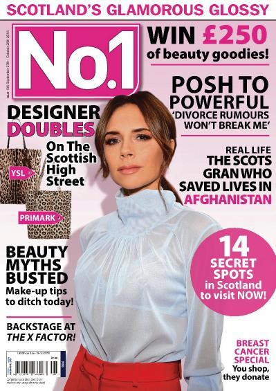 No 1 Magazine  September 27 (2018)