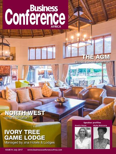 Business Conference Africa  Issue 9  July (2017)