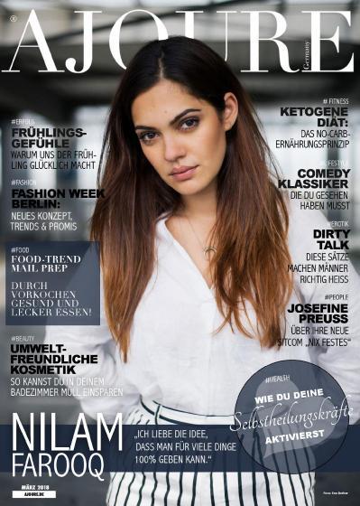 Ajoure Magazin - Marz (2018)