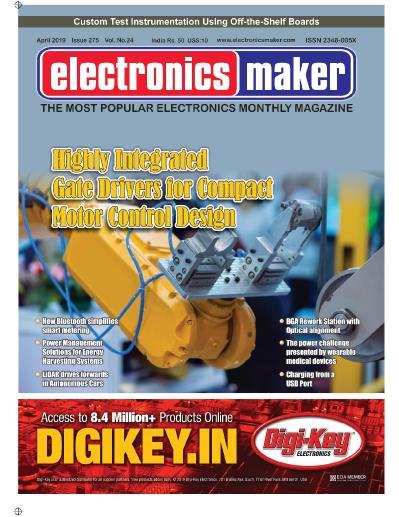 Electronics Maker  April (2019)