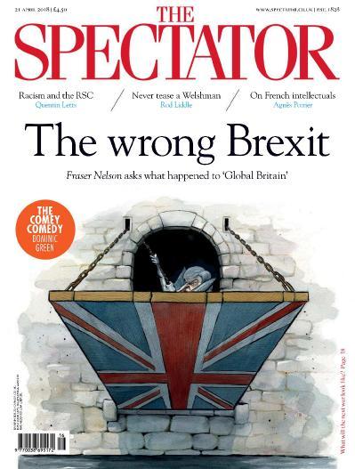 The Spectator - April 21 (2018)
