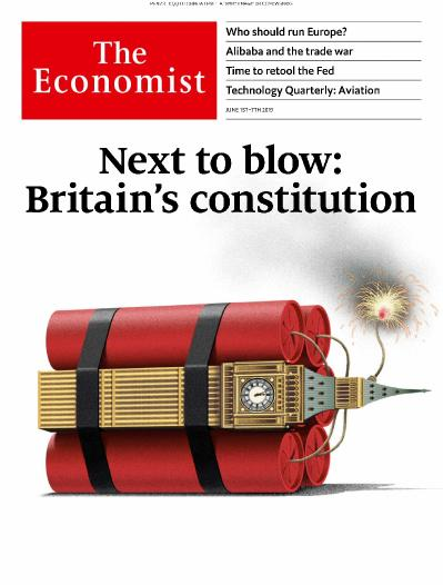 The Economist UK - 01 06 (2019)