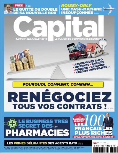 Capital France - June (2018)