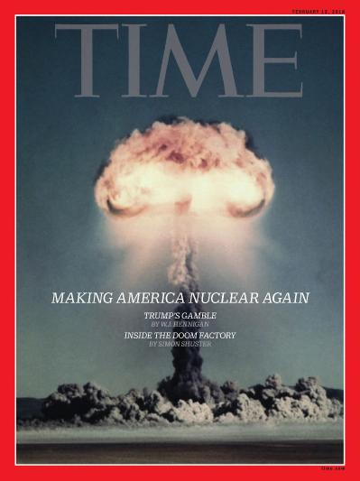 Time International Edition  February 02 (2018)