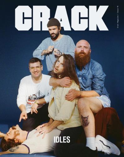 Crack Magazine - Issue 95 (2018)