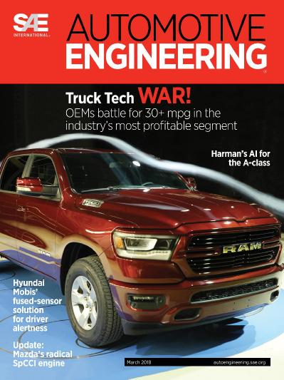 Automotive Engineering - March (2018)