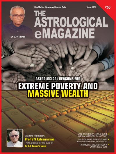 The Astrological e Magazine  June (2017)