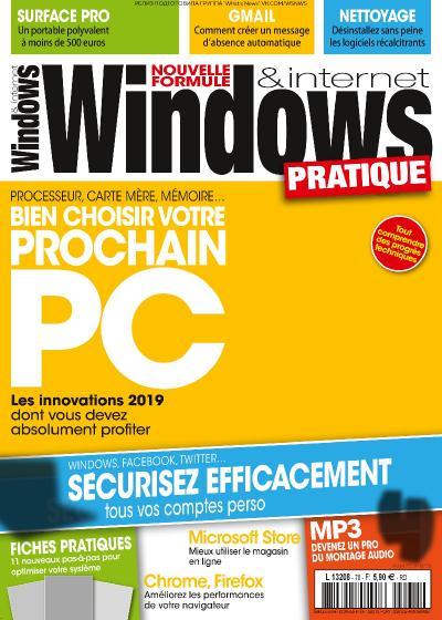 Windows et Internet Pratique - 02 (2019)
