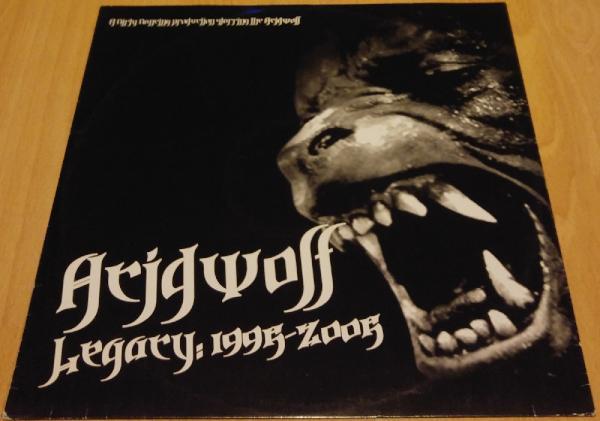 Acidwolf Legacy  (1995) (2005) Drd003 Vinyl (2005) Dps