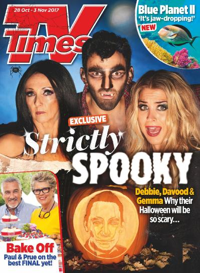 TV Times  28 October (2017)