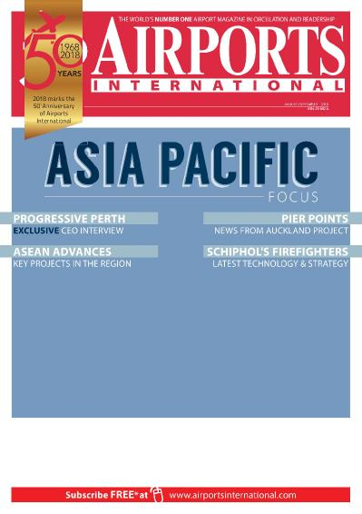 Airports International  August (2018)