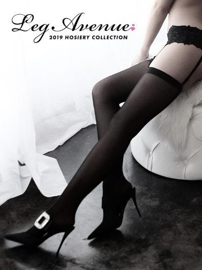 Leg Avenue - Hosiery Collection Catalog (2019)