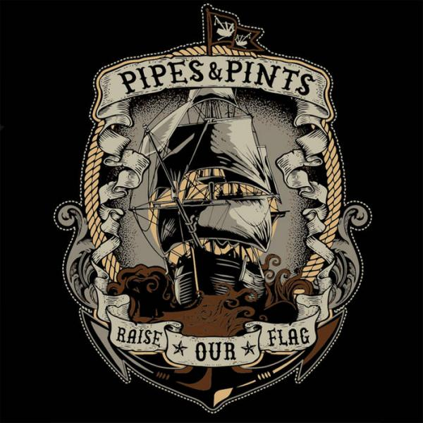 Pipes And Pints Raise Our Flag Single  (2017) Gf