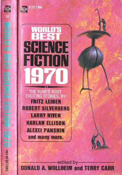 Donald A  Wollheim & Terry Carr (ed ) - World's Best Science Fiction 1970 (1971)
