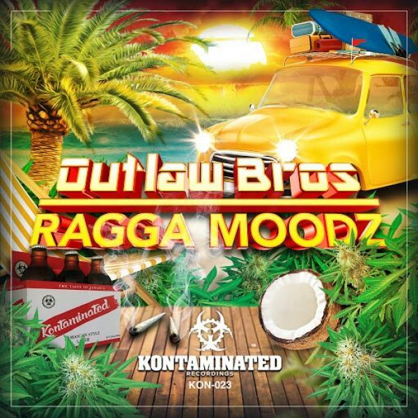 Outlaw Bros   Ragga Moodz Kon023  (2019) Srg