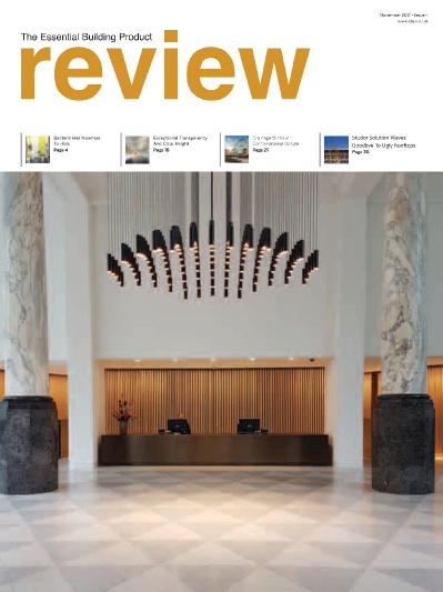 The Essential Building Product Review Issue 4 November (2017)