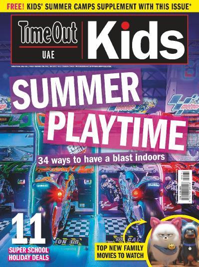 TimeOut Dubai Kids  June (2019)