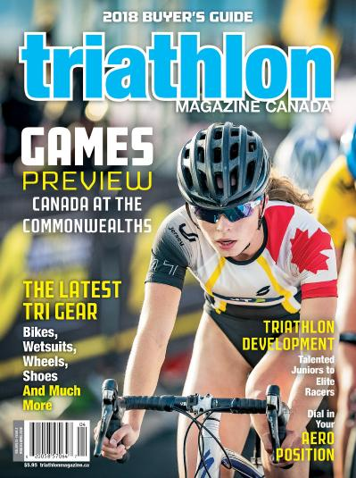 Triathlon Magazine Canada - March-April (2018)