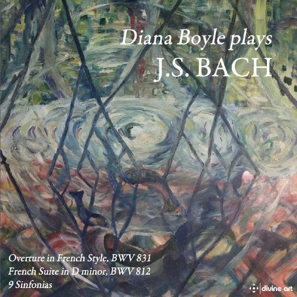 Diana Boyle   Bach  Works For Keyboard ((2019)) [ Flac]