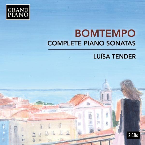 Luisa Tender   Bomtempo  Complete Piano Sonatas ((2019)) [ Flac]