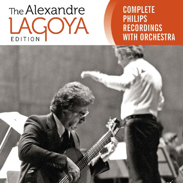 Alexandre Lagoya   The Alexandre Lagoya Edition   Complete Philips Recordings With...