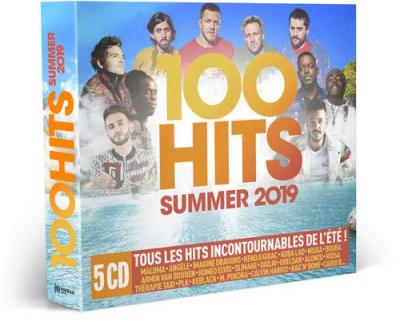 VA - 100 Hits Summer 2019 [5CD] (2019) FLAC