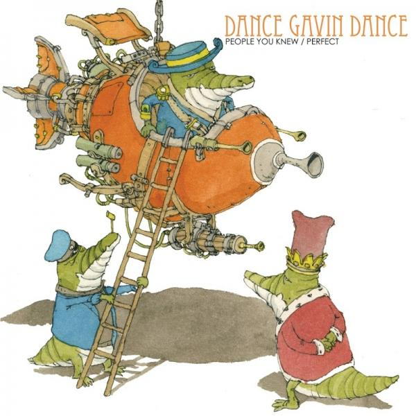 Dance Gavin Dance People You Knew  Perfect  (2019) Entitled