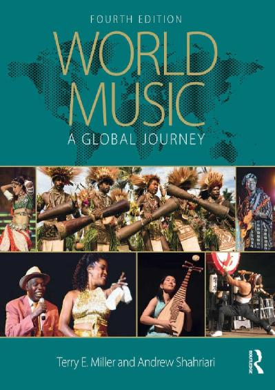 World Music A Global Journey Ed 4