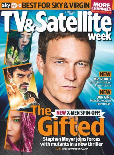 TV & Satellite Week  07 October (2017)