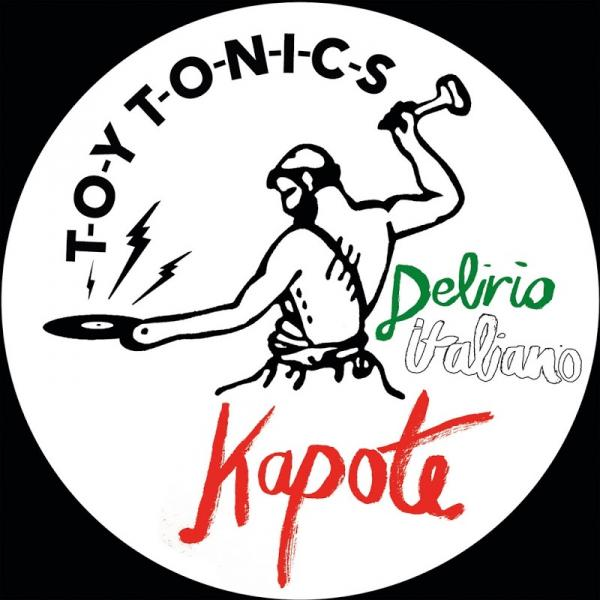 Kapote Delirio Italiano Toyt091s Single  (2019) Enslave