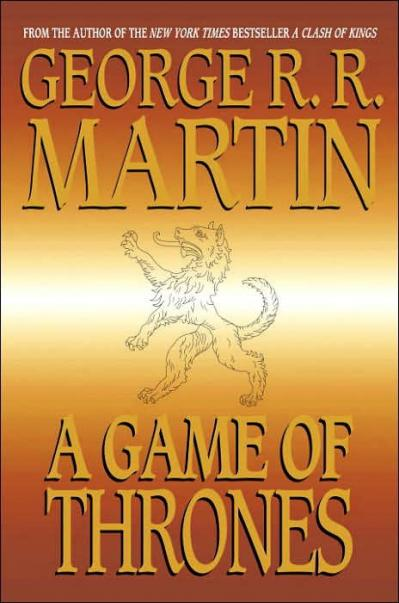 A GAME OF THRONES by George R R Martin
