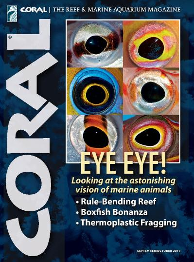 Coral Magazine  September October (2017)
