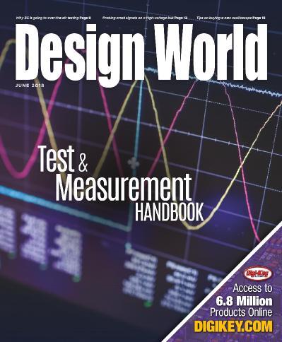 Design World - Test & Measurement Handbook June (2018)