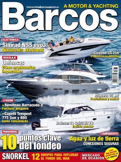 Barcos a Motor N 217  Agosto (2017)