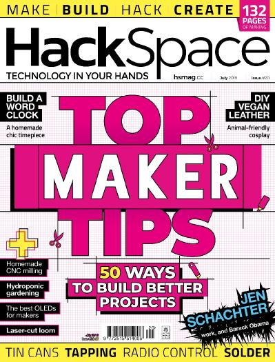 HackSpace - July (2019)