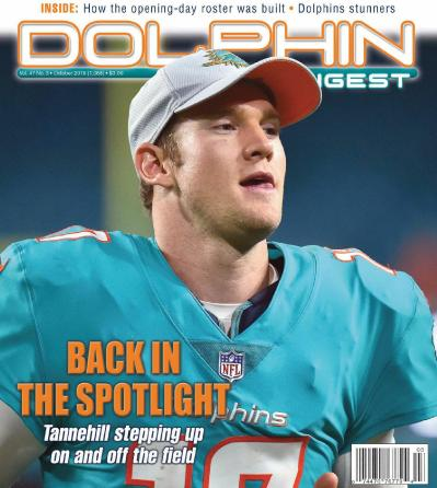 Dolphin Digest   October (2018)