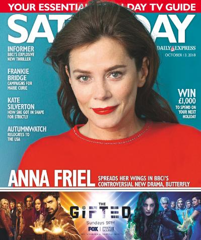 Saturday Magazine  October 13 (2018)