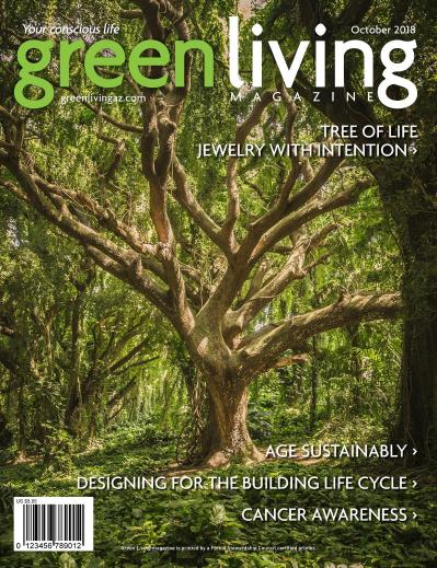 Green Living October (2018)